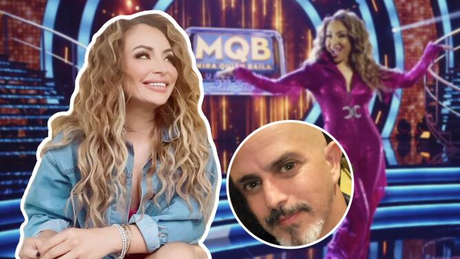 La Bronca revela si 'El Ojitos' se pondrá celoso al verla bailar con otros hombres en Mira Quién Baila
