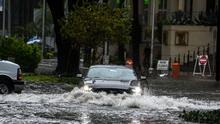 El sur de Florida sigue bajo vigilancia por inundaciones: así estará el pronóstico para la tarde del jueves