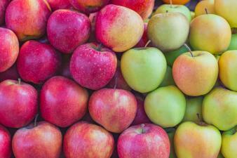 Las verduras y frutas más sucias vs. las más limpias: estos son los alimentos con más y menos pesticidas