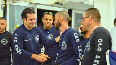 PuertoRicoenvía brigada de rescatistas a Texas para ayudar en operativos por Harvey