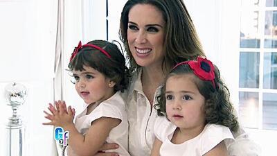 Jacqueline Bracamontes anda feliz presumiendo su embarazo, pero no todo ha sido felicidad