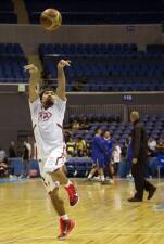 Manny Pacquiao basquetbolista