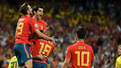 ¡Para todos los gustos! Top 5 de goles de la jornada de Eliminatorias a la Euro 2020