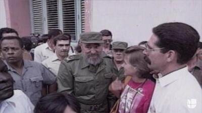 What Fidel Castro told the U.S. press in 1977 and 1993