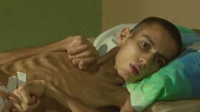 Un inmigrante hondureño salió en busca del sueño americano y terminó postrado en una cama