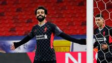 Liverpool gana y se lleva ventaja ante RB Leipzig en Octavos