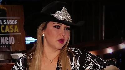 Alicia Villarreal critica las letras del reggaeton, pero sabe cómo aprovechar su pegajoso ritmo