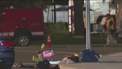Autoridades de Sunnyvale informan que el conductor que arrolló a ocho personas en El Camino Real lo hizo intencionalmente