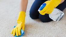 Experta explica cómo debes limpiar el moho causado por la humedad después de la tormenta invernal
