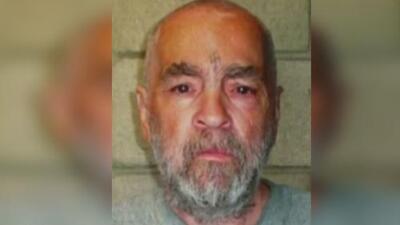 El líder criminal Charles Manson está hospitalizado en California por grave estado de salud
