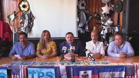 Activistas y líderes hondureños viajan a Washington para pedirle a Trump una extensión del TPS