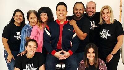 Todo por un sueño: Raúl González revive su historia de inmigrante y le agrega música