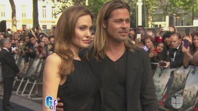 Brad Pitt no ha respondido a la solicitud de divorcio que le hizo Angelina Jolie