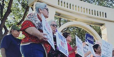 'Freedom Walks For Justice', la campaña de LULAC que busca incentivar el voto latino