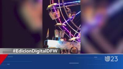 Tendencias en la red: hombre cae de una rueda de la fortuna en Carolina del Norte