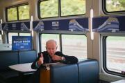 El presidente Biden y los trenes: una relación para la historia