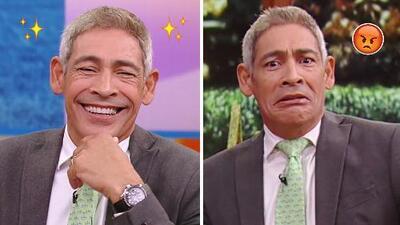 DAEnUnMinuto: A Johnny Lozada le ha sonreído la vida, ¿pero por supersticioso o por cascarrabias?