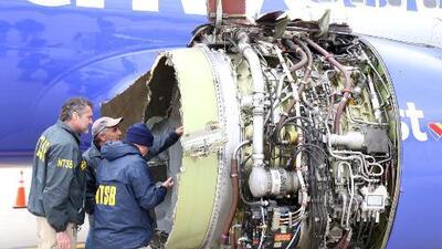 Inician audiencias para investigar las causas del accidente que cobró la vida de una pasajera de Southwest