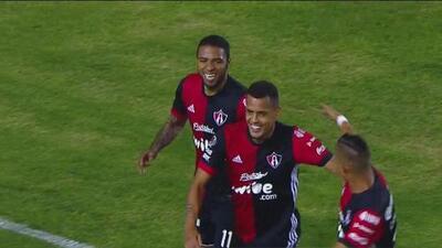 Atlas celebró su primer triunfo en Copa MX con este 2-1 ante Tampico Madero