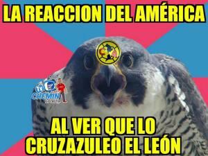 Los memes no le dan tregua a la 'cruzazuleada' del América con León
