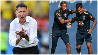 No es Neymar: para Osorio el mejor jugador de Brasil es Philippe Coutinho