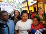 Liberada tras 10 años en prisión la salvadoreña condenada por la muerte de su bebé durante el parto