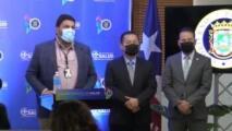 Secretario de Salud se reúne con alcaldes tras renuncia de Fabiola Cruz