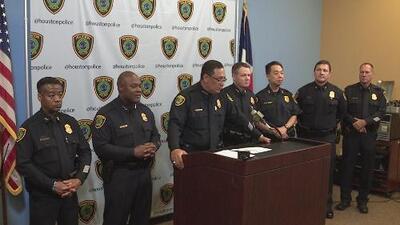 Arturo Acevedo cumplió seis meses como jefe de policía en Houston