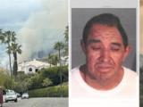 Identifican al presunto responsable de iniciar el incendio Palisades en Los Ángeles