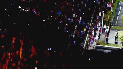 Movimiento ciudadano de cuba Damas de Blanco se une a la manifestación en Hialeah tras muerte de Fidel Castro