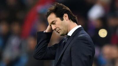 Santiago Solari asumió la responsabilidad en la derrota del Madrid ante el CSKA