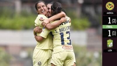 ¡Por el bicampeonato! América avanza en la Liguilla de la Liga MX Femenil