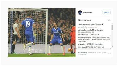 """Costa fue """"cepillado"""" del Chelsea y no jugará contra el Leicester: la previa"""