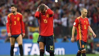 Posesión de la pelota vs. progresión, los pecados de España, Argentina y Alemania en Rusia 2018
