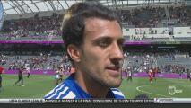 """'Maxi' Urruti autor del golazo salvador del FC Dallas : """"tuve suerte de que entró"""""""