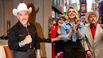 EN FOTOS: Don Pedro Rivera se casó en secreto con su asistente