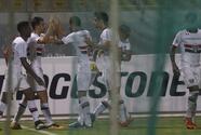 César Vallejo 1-1 Sao Paulo: César Vallejo no pudo sacar ventaja en Perú ante Sao Paulo