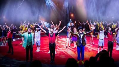 El Circo de los Hermanos Vázquez llega a Houston y promete cientos de sorpresas para sus visitantes