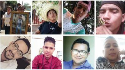 Estos son los rostros y las historias de las víctimas que deja una semana de violencia política en Nicaragua