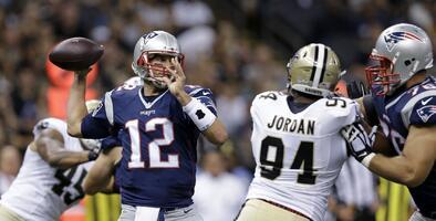 Cameron Jordan calienta rivalidad con Tom Brady