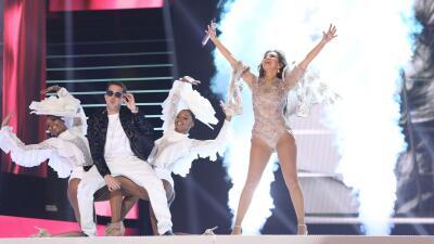Thalía conquistó Premio Lo Nuestro con 'Todavía te quiero' junto a De La Ghetto
