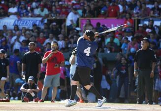 El #TeamRubio se une en Puerto Rico en un evento de béisbol para recaudar fondos por el huracán María