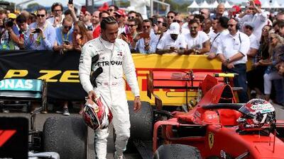 """Hamilton está de acuerdo con aficionados que tachan a la F1 de """"aburrida"""""""