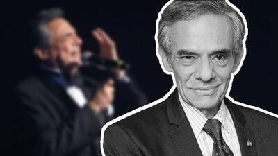 """""""Hoy recupera la voz nuestro querido José José"""": famosos reaccionan ante la muerte del cantante"""