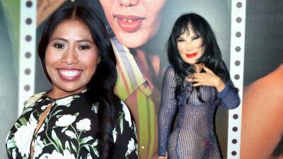 Yalitza Aparicio respeta los deseos de Lyn May y agradece el apoyo de Niurka