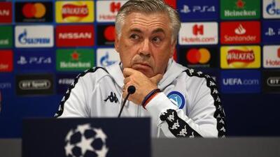 Ancelotti destaca humildad y calidad del 'Chucky'