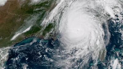 Por qué Michael es el tercer huracán más intenso que toca tierra en EEUU en toda su historia
