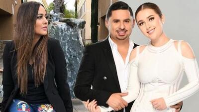 Mayeli Alonso revela que Kenia y Larry Hernández se alejaron de ella cuando se divorció de Lupillo Rivera