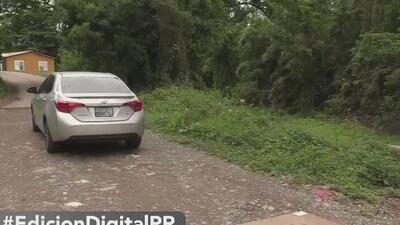 Puente en Coamo a punto de colapsar por el cruce de camiones pesados