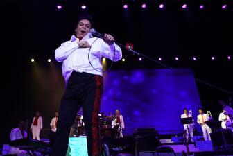 Últimos conciertos de Juan Gabriel en Dallas en el 2015
